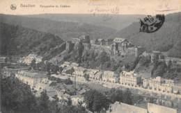BOUILLON - Perspective Du Château - Bouillon