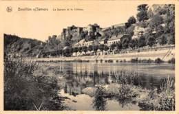 BOUILLON S/Semois - La Semois Et Le Château - Bouillon