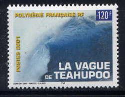 POLYNESIE - 643** - LA VAGUE DE TEAHUPOO - Neufs