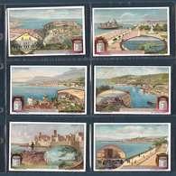 Série De 6 Chromos Liebig - La Côte D'Azur - Liebig