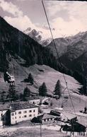 Col De La Forclaz, Télésiège, Bus Et Automobiles  (6750) - VS Valais