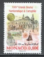 Monaco, Yv 3054  Année 2016, Oblitéré, - Monaco