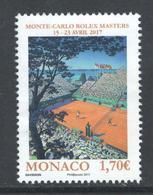 Monaco, Yv 3066  Année 2017, Oblitéré, Haute Valeur - Used Stamps
