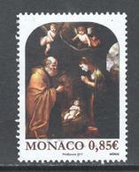Monaco, Yv 3112  Année 2017, Oblitéré, - Used Stamps