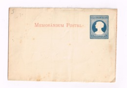 Entier Postal à 5 Centavos.Carte-lettre. - Chili