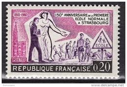 FRANCE 1960 -  Y.T. N° 1254 - NEUF** - Francia