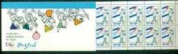 ISRAEL 1998 Mi 1451 Booklet** 50th Anniversary Of Israel [A1125] - Fêtes