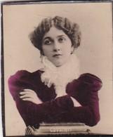 CAVALIERI. CIGARRILLOS FE. COLORISE. CARD TARJETA COLECCIONABLE TABACO. CIRCA 1915 SIZE 4.5x5.5cm - BLEUP - Famous People