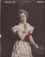 REISNER. HABANILLOS LA PLATA. COLORISE. CARD TARJETA COLECCIONABLE TABACO. CIRCA 1915 SIZE 4.5x5.5cm - BLEUP - Berühmtheiten