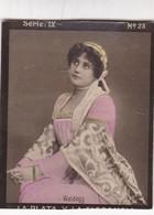 WALDEGG. HABANILLOS LA PLATA. COLORISE. CARD TARJETA COLECCIONABLE TABACO. CIRCA 1915 SIZE 4.5x5.5cm - BLEUP - Berühmtheiten