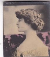CORCIADE. COLORISE. CARD TARJETA TABACO TABAK TOBACCO. CIRCA 1915 SIZE 4.5x5.5cm - BLEUP - Berühmtheiten