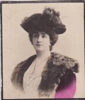 DARLEY. CARD TARJETA TABACO TABAK TOBACCO. CIRCA 1915 SIZE 4.5x5.5cm - BLEUP - Berühmtheiten