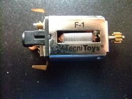 SCALEXTRIC  Accesorio MOTOR 41 TECNI TOYS - Circuitos Automóviles