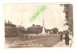 RP MILITARY WAR MEMORIAL R.E. BARRACKS CHATHAM LOTS OF FAULTS - England