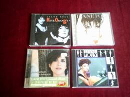 LIANE  FOLY  ° COLLECTION DE 4  CD ALBUM - Musique & Instruments