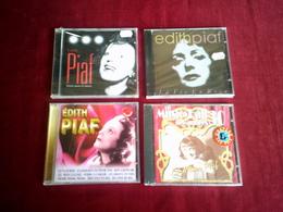 EDITH  PIAF ° COLLECTION DE 4 CD  ALBUM  NEUF - Musique & Instruments
