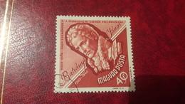 1963 Anniversario Della Nascita Di Janos Batsanyi - Ungheria