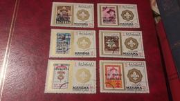 1971 World Scout Jamboree Asagiri Heights Japan - Manama