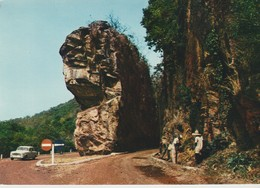 CP - RÉPUBLIQUE TOGOLAISE  - LA FAILLE D'ALEDJO - OFFICE NATIONAL DU TOURISME - Togo