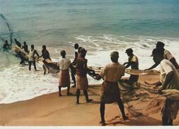 CP - RÉPUBLIQUE TOGOLAISE  - PÊCHE TRADITIONNELLE - SUD TOGO - OFFICE NATIONAL DU TOURISME - Togo