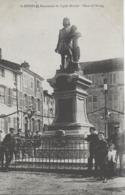 SAINT-MIHIEL - MONUMENT LIGIER-RICHARD - PLACE DU BOURG - BELLE ANIMATION - 1908 - Saint Mihiel