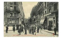 CPA 75 PARIS SERIE TOUT PARIS N°1560 RUE POPINCOURT A LA PLACE ST-AMBROISE - Francia