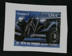 France 2019 Citroen Traction - Fête Du Timbre- Oblitéré - France