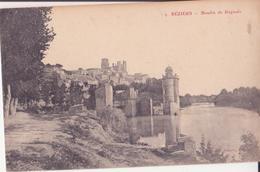 CPA - 9. BEZIERS Moulin De Bagnols - Beziers