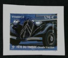 France 2019 Citroen Traction - Fête Du Timbre- Oblitéré - Oblitérés