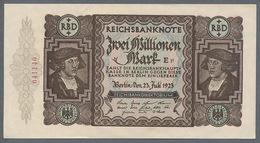 P89 Ro89a DEU-101a.  2 Million Mark 19.11.1923 AUNC+ Pas De Plis!!! - [ 3] 1918-1933 : República De Weimar