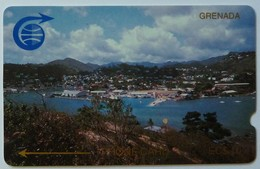GRENADA - GPT - 1CGRB - EC$10 - 001B - St Georges - Grenade