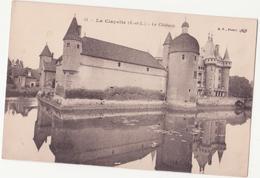 CPA - 11. LA CLAYETTE - Le Château - France