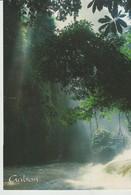 CP - RIVIÈRES DU GABON - LES CHUTES DE LA DOUAI PRES DE NZINGUI - A 694 K - TROPICOLOR - Gabón