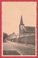 Auvelais - Rue Du Pont De Biesmes Et Chapelle Des Soeurs De La Providence ( Voir Verso ) - Sambreville