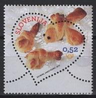 Slovenia (2019) - Set -  /  Cookies - Food - Gastronomie - Gastronomy - Gastronomia - Levensmiddelen