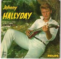 45T EP Original Johnny Hallyday 1ère Série Philips 432592 Il Faut Saisir Sa Chance + 3   1ère Pochette - Rock