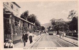 CPA,  Und Solbad Kreuznach, Louisenstrasse, Animée - Sonstige