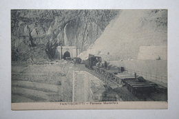 Italie - Fantiscritti - Ferrovia - Marmifera - Carrara