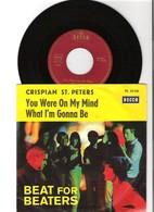 45T SP 2 Titres Crispian St Peters You Were On My Mind Decca DL 25230 Pression Allemagne - Rock