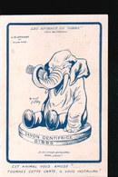 CPA746....SAVON DENTIFRICE GIBBS - Publicité