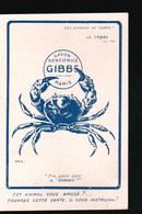 CPA748....SAVON DENTIFRICE GIBBS - Publicité