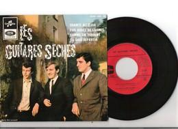 45T EP 4 Titres Les Guitares Sèches Chante Alleluia + 3 Columbia EMI ESRF 1635 - 45 Rpm - Maxi-Single