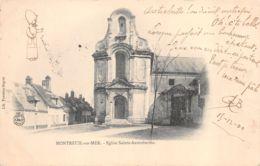 Montreuil Sur Mer (62) - Eglise Sainte Austreberthe - Frankreich