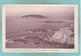 Small Old Post Card Of Le Brusc, Provence-Alpes-Cote D'Azur, FranceV66. - Provence-Alpes-Côte D'Azur