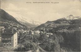 SAINT GERVAIS LES BAINS Vue Générale - Saint-Gervais-les-Bains