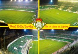 AK Stadion Postkarte Estadio Manuel Ruiz De Lopera Benito Villamarin Real Betis Sevilla Spanien Spain España Stadium - Fussball