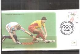 Hockey - IOC Official Cover - Pakistan - Hockey (sur Gazon)