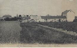 Druye-vue Generale - France
