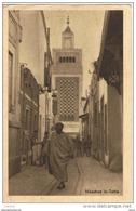 MOSCHEE  IN  TUNIS:  2  AFRIKA - REISE  DER  WIENER  -  ILLUSTRIERTE  WOCHENPOST  -  NACH  OSTERREICH  -  KLEINFORMAT - Tunisia