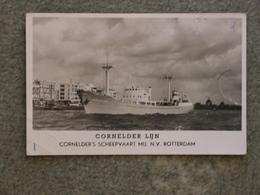 CORNELDER'S SCHEEPVAART ORANJEPOLDER RP - Cargos